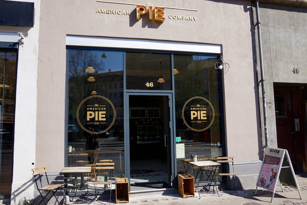 Front hos American Pie Company – Anbefaling af Johanne Schack